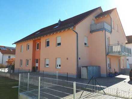 Gepflegte , sonnige 3-Raum-Wohnung mit 2 Balkonen und Einbauküche in Ingolstadt