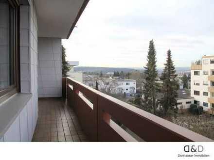 *** 3 Zi. Wohnung mit Balkon und Ausblick ***