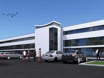 Büro- und Handelscenter NEUBAU in Planung!