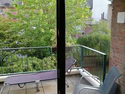 Sehr Schöne EG-Wohnung mit Balkon und EBK in Aachen