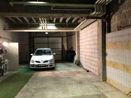 Lager oder Oldtimer Garage - Möglichkeit auch für Restauration Nutzbar