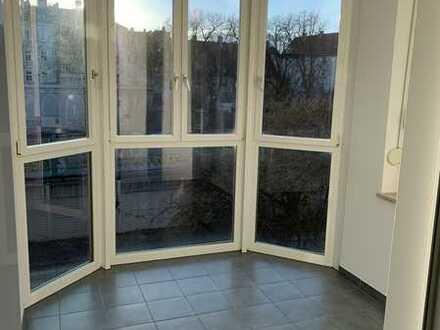 Erstbezug nach Sanierung: attraktive 4-Zimmer-Wohnung in Augsburg