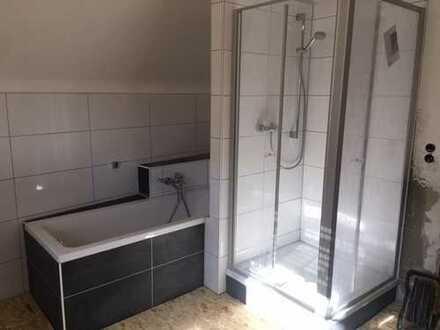 Erstbezug nach Sanierung: freundliche 5-Zimmer-Maisonette-Wohnung mit Balkon in Bruchsal