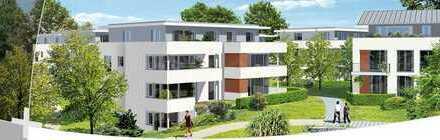 Dachterrassenwohnung, ganze Etage,3 Seiten mit Terrasse, Lift direkt in die Wohnung