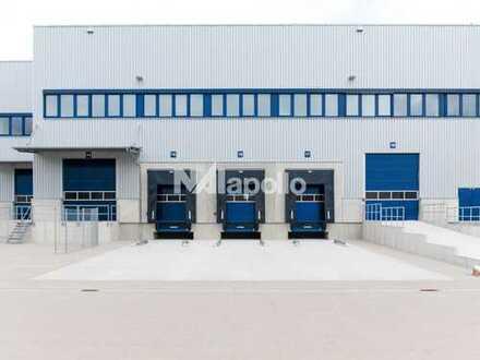 PROVISIONSFREI | 18 Rampentore | moderne Lager-/Produktionsflächen | verfügbar ab Ende 2019