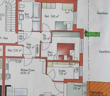 Attraktive 3-Zimmer-EG-Wohnung in Gochsen