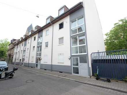 1 Zimmer- Wohnung mit Balkon in der Neckarstadt-West!