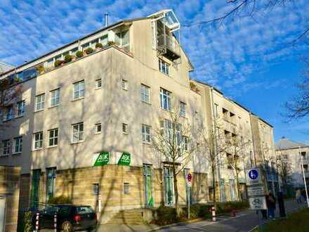 Exklusive Praxis-/Büroräume inkl. TG-Stellplatz in bester Innenstadtlage von Hilden