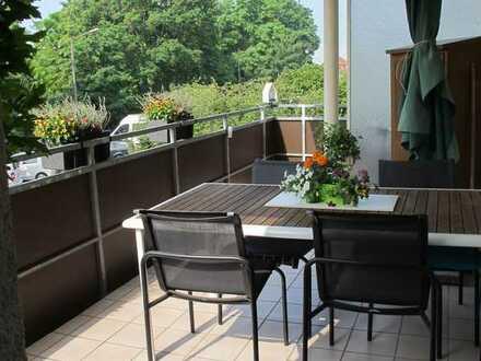 Schön geschnittene 3-Zimmer-Wohnung mit Balkon in Nürnberg