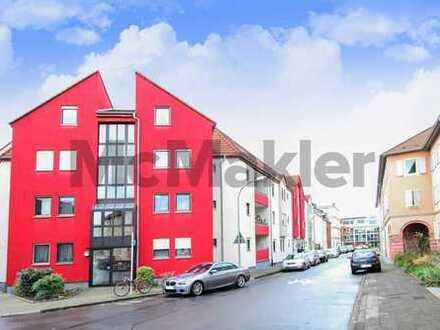 Bezugsfertige, liebevoll gestaltete 2-Zi.-Whg. mit großer Loggia in LU-Friesenheim