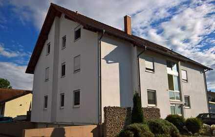 Schöne und helle 3-Zimmer-Dachgeschosswohnung in Kandel