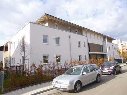 Life & Style! Moderne u. großzügige 3 Zimmer Wohnung mit großem Balkon, Niedrigernergiehaus!