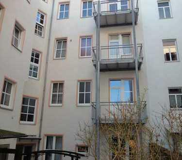 4-Raumwohnung im Zentrum von Bautzen mit Balkon