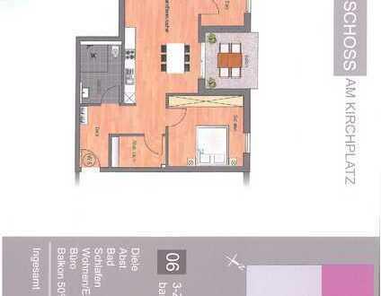 barrierefreie 3-Zimmer Neubauwohnung im Zentrum von Appenweier