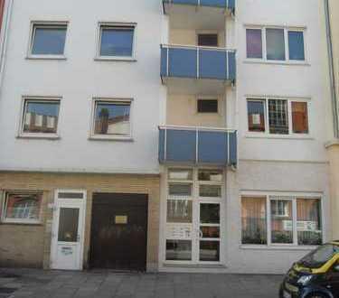 Zentral gelegene 2 Zimmer-Wohnung über den Dächern Findorffs!