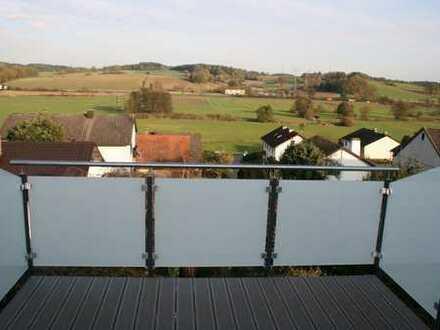 Traumhafte Dachgeschosswohnung mit Blick ins Grüne! Hochwertige Ausstattung