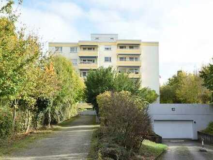-RESERVIERT- 2-Zimmer-Wohnung mit sonnigem Balkon und Tiefgaragenplatz