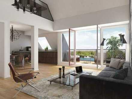 Dachgeschoss-Maisonette-Wohnung mit Ausblick auf die Havel in Altstadt-Nähe! *Denkmal-AfA*