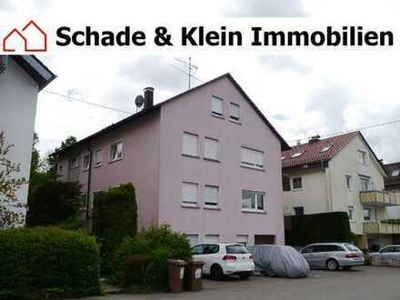 Mehrfamilienhaus mit 6 Wohneinheiten, 2 Garagen + 4 Kfz-Stellplätze in Filderstadt-Bonlanden