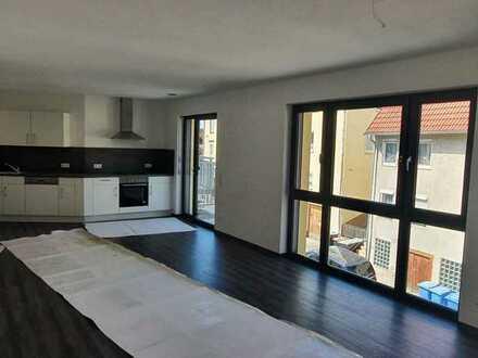Ruhige barrierefreie Neubau 3-Zimmer Wohnung im Energiesparhaus mitten in Tuttlingen