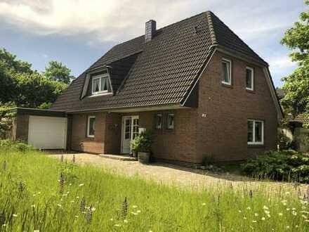 Gepflegtes Einfamilienhaus in beliebter Wohngegend zu mieten