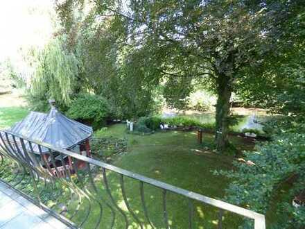 Schöne 3-Zimmer-Wohnung mit Balkon und Gartenmitbenutzung zu vermieten!!!