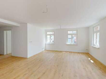 Stilvolle 4-Zimmer-EG-Wohnung in Baiersdorf
