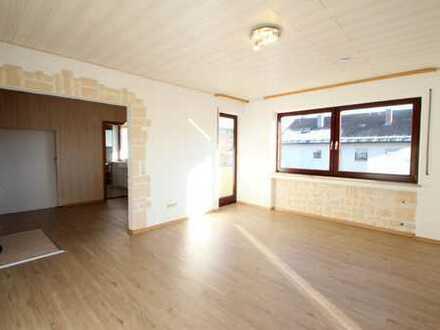 Sehr gepflegte 4-Zimmerwohnung über zwei Etagen