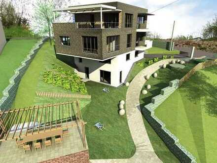 Exklusives Grundstück und Haus-Projekt mit herrlichem Blick auf die Burg Meißen TOP