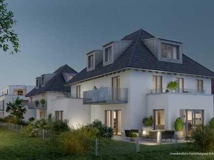 Neubau einer Doppelhaushälfte in guter Lage von Germering