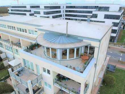 Penthousewohnung als Kapitalanlage in der Stadtkrone Ost mit Wertsteigerungspotential