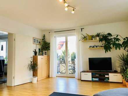 Helle 3 Zimmer-Wohnung in Stuttgart-Nord (Halbhöhe Killesberg)