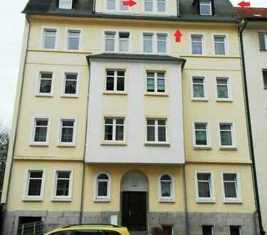 3 Zimmer Wohung in gemütlichem Dachgeschoss - ca 66 qm Grundfläche