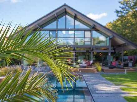 Traumhaftes Luxus Haus mit einzigartiger Außenanlage