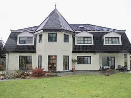 Landhaus-Villa. Nicht zu vergleichen mit anderen Häusern