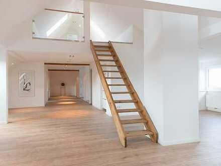 Stilvolle, geräumige vier Zimmer Wohnung in Bruchsal