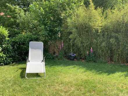 Hier könnte Ihr Liegestuhl stehen! Modernes EFH mit großem Garten in Gonzenheim!