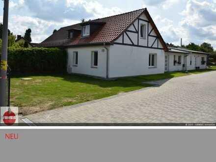 ERSTBEZUG NACH SANIERUNG - ruhige Doppelhaushäfte im absolut grünen in Malchow/Weißensee