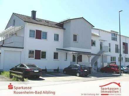 sonnige 3-Zimmer-EG-Wohnung mit Privatgarten in Kolbermoor