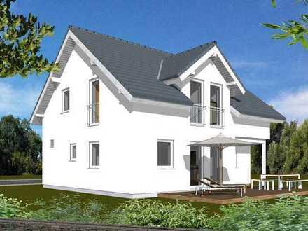 ++ Neue Grundstücksgröße ++ Neubau eines schlüsselfertigen KFW 40 Einfamilienhauses in Blansingen