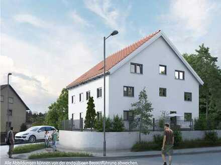 """2 Zimmer Neubauwohnung in kleiner 6-Parteien """"Stadt Villa"""" in zentraler Lage von Lauf an der Pegnitz"""
