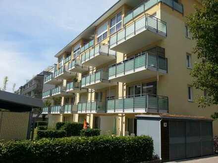 Sonnige 1- Zimmer Wohnung in zentraler Lage von Freiburg-Wiehre - BEZUGSFREI ZUM 30.11 !