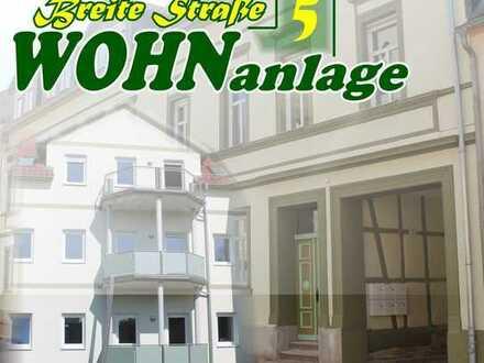 """TOP!!! 4-Raum-Wohnung - WOHNANLAGE """"Breite Straße 5"""""""