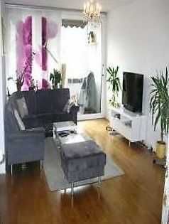 Helle und schöne 3 Zimmerwohnung mit Sonnenbalkon