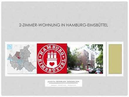 2-Zimmer-Wohnung Hamburg - Eimsbüttel