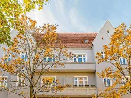 Provisionsfrei: Vermietete Wohnung in Spandauer Kiezlage