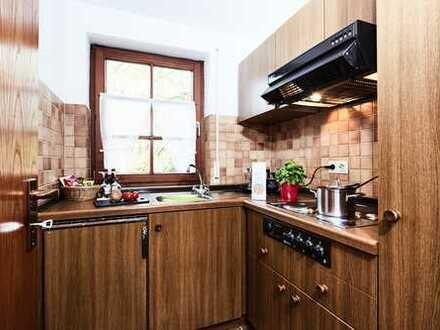 Wohnen auf Zeit: Möblierte Apartements mit Balkon und EBK
