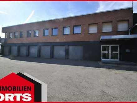 ORTS *** ca. 320 m² Bürofläche zzgl. 170m² Lager in Mülheim - Saarn ***
