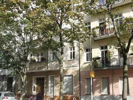 4 - Zimmerwohnung in Berlin - Friedrichshain, Erstbezug nach Sanierung