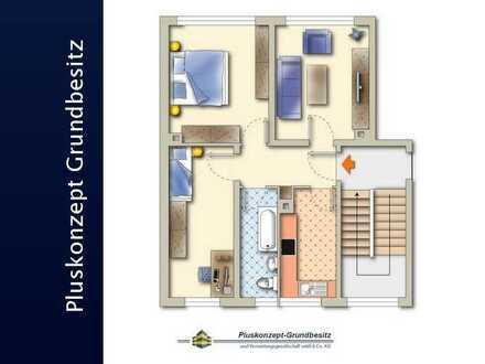 Helle 3-Zimmer Wohnung!